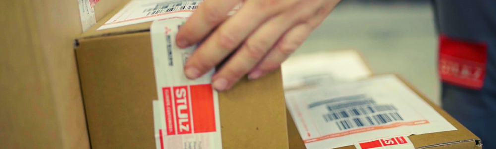 Print & Ship streamlining the shipping process at STULZ with less steps and reducing the errors in handling.