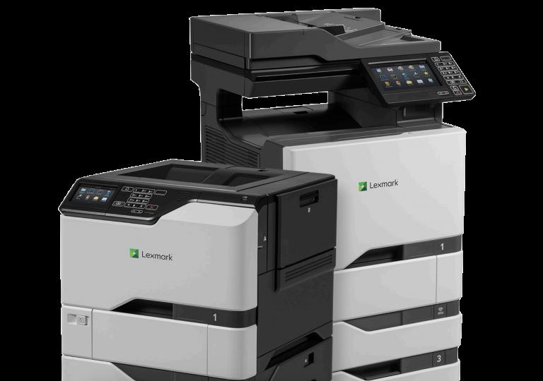 Lexmark Printing machines