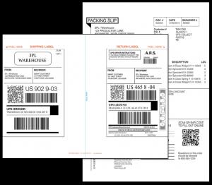 Print Ship & RFID Return