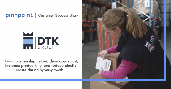 DTK Group Implements the Print & Ship Solution